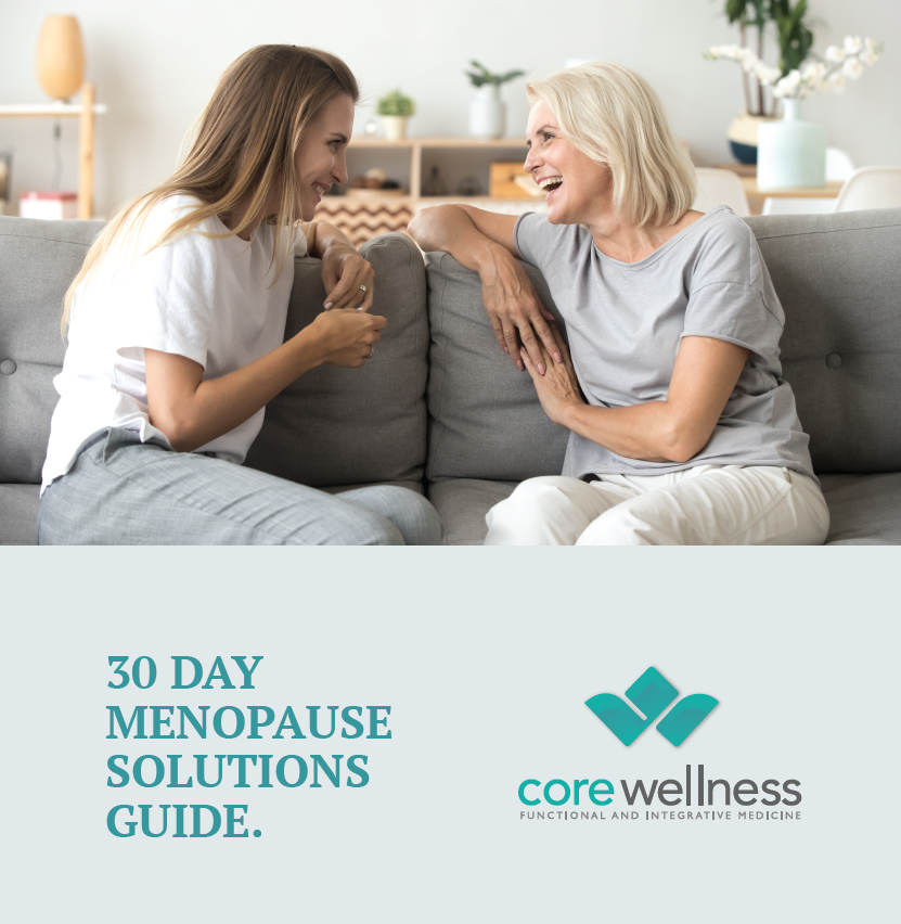 30  Day Guide to Menopause Symptoms